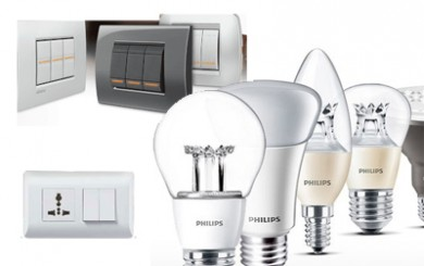 Electricals & Lighting Products